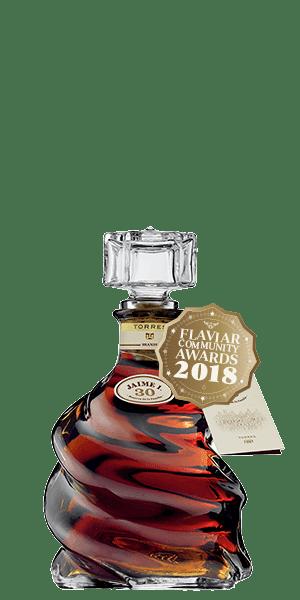 Torres 30 Jaime I. Brandy Reserva de la Famiglia