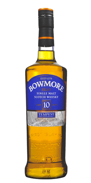 Bowmore Tempest 10 YO Batch 5