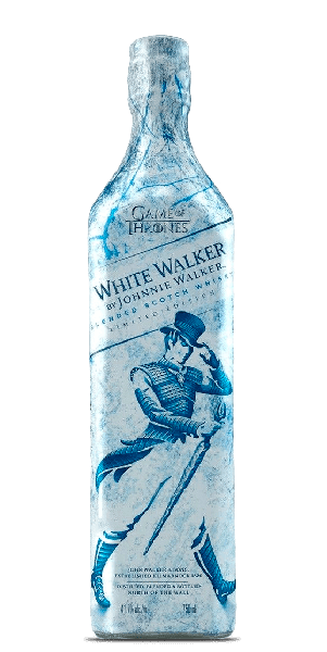 Johnnie Walker The White Walker Edition