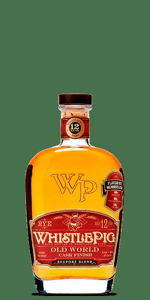 WhistlePig Rye Flaviar Blend 2018 New York Edition