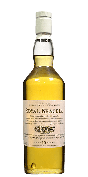 Royal Brackla 10 Year Old Flora and Fauna