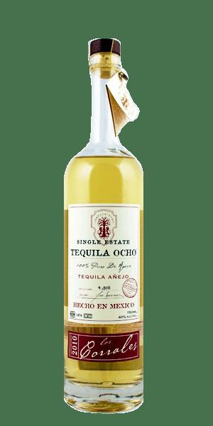 Ocho Añejo Tequila