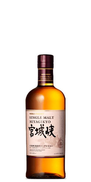 Nikka Miyagikyo Single Malt Japanese Whisky