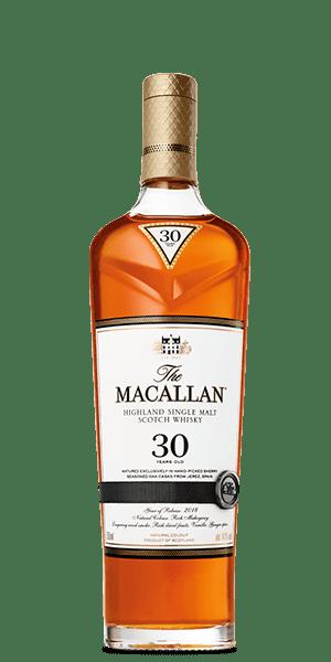 The Macallan 30 Year Old Sherry Oak