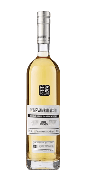 The Girvan Patent Still Proof Strength