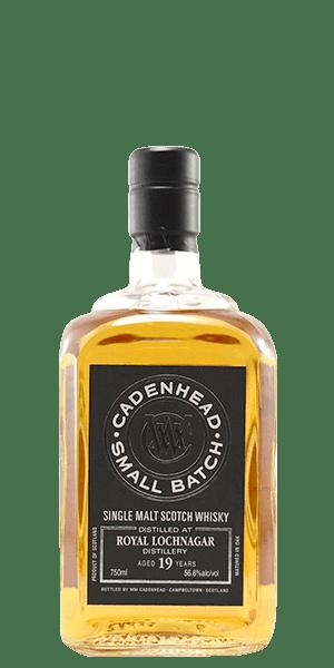 Cadenhead's Royal Lochnagar 19 Scotch Whisky