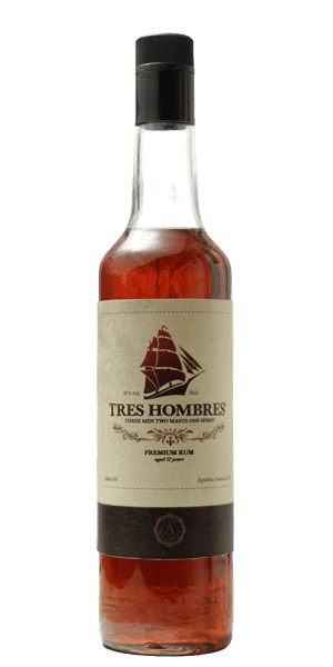 Tres Hombres 2012 Rum