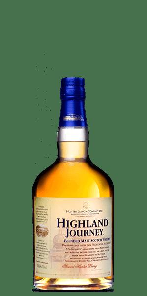 Highland Journey Blended Malt Scotch Whisky