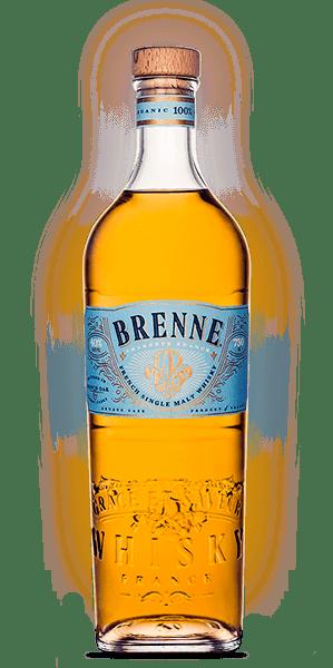 BRENNE French Single Malt Whisky - Estate Cask