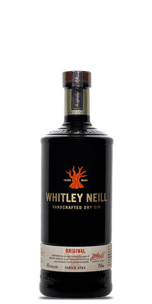 Whitley Neill Original Handcrafted Dry Gin