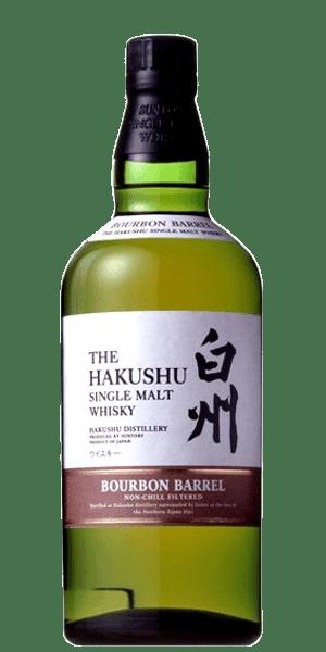 Hakushu Bourbon Barrel Whisky
