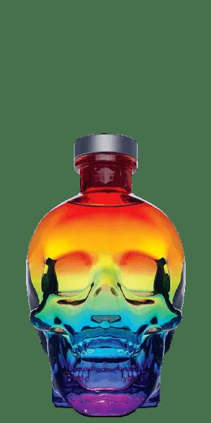 Crystal Head Pride Limited Edition Vodka