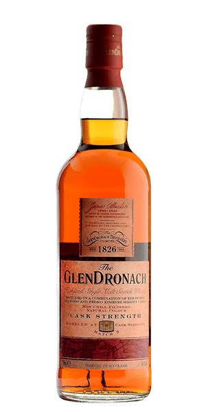 The GlenDronach Scotch Single Malt Cask Strength Batch 3