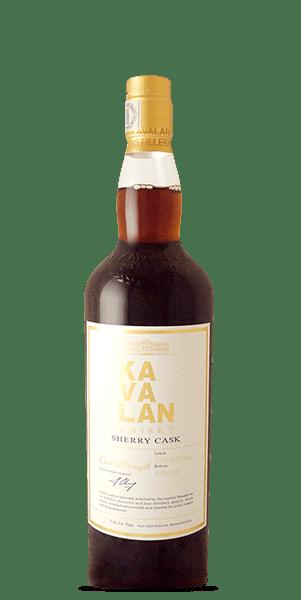 Kavalan Sherry Cask (Cask Strength Edition)