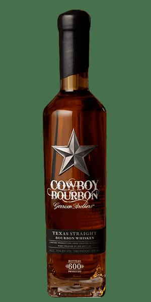 Garrison Brothers Cowboy Bourbon 2009