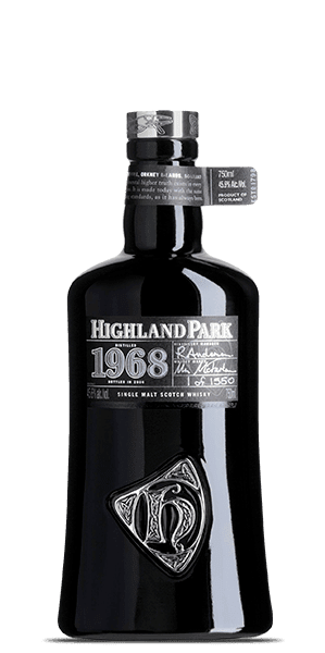 Highland Park 1968 - Orcadian Vintage Series