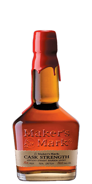 Maker's Mark Cask Strength Bourbon