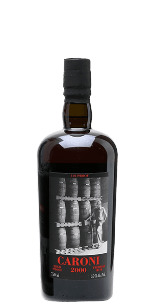 Caroni 17 Year Old High Proof Trinidad Rum 2000