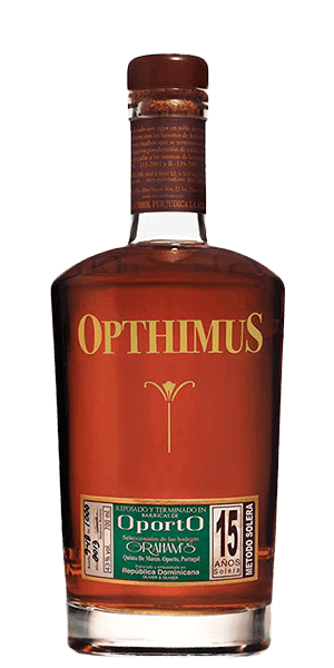 Opthimus 15 Year Old Port Finish Rum