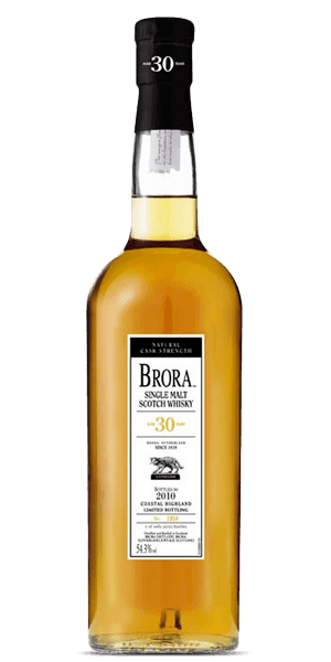 Brora 30 Year Old 2010