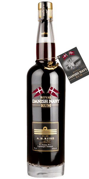 A.H. Riise Danish Navy Rum