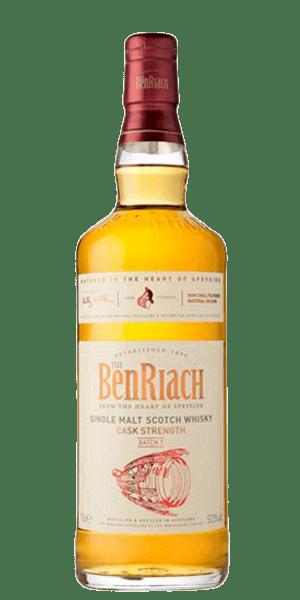 BenRiach Cask Strength Batch 1