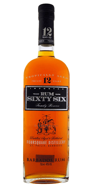 Rum Sixty Six 12 Year Old