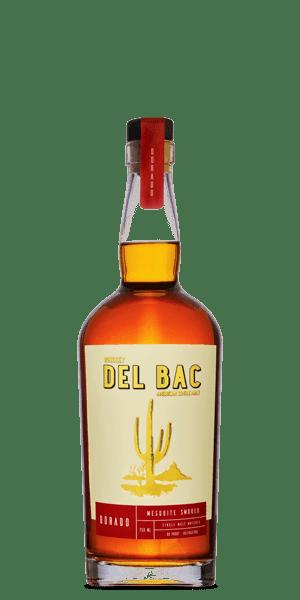 Whiskey Del Bac Mesquite Smoked Dorado