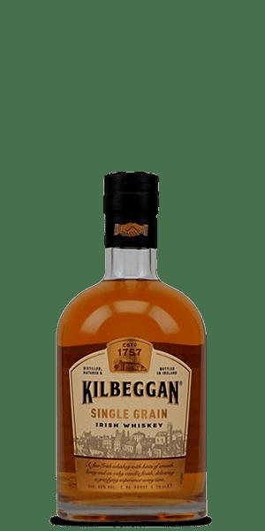 Kilbeggan Single Grain Irish Whiskey