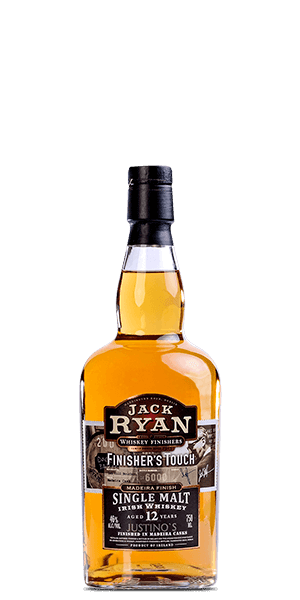 Jack Ryan Finisher's Touch 12 Year Old Irish Whiskey