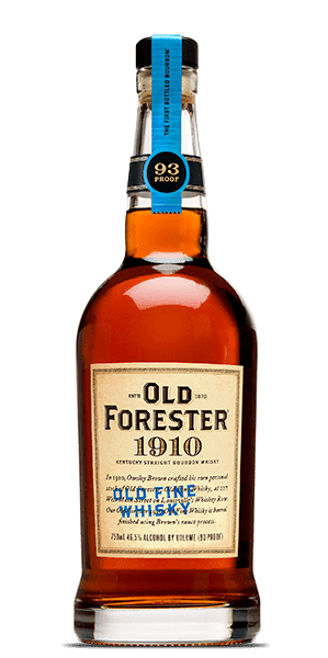 Old Forester 1910 Old Fine Whiskey