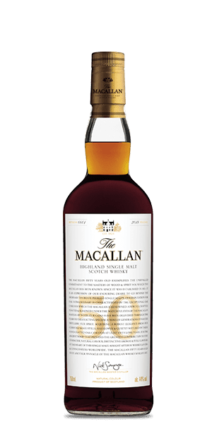 The Macallan 50 Year Old 2018 Release