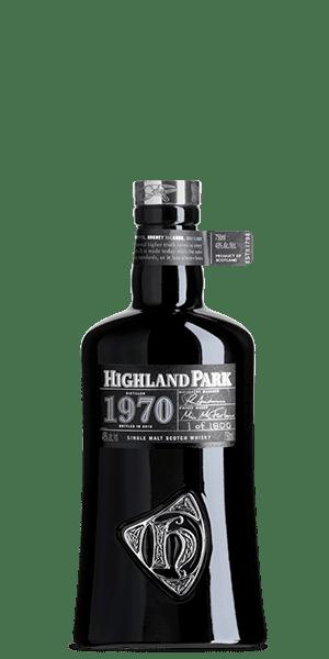 Highland Park 1970 Orcadian Vintage Series