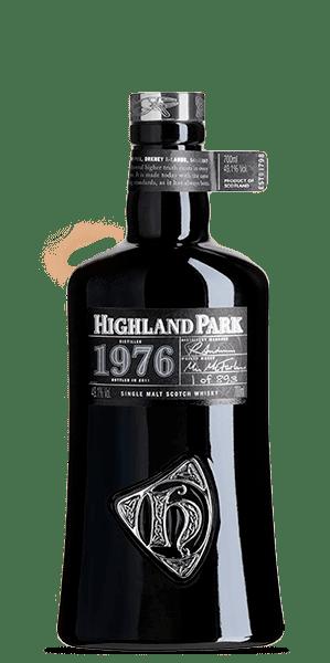 Highland Park 1976 Orcadian Vintage Series