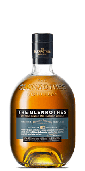 The Glenrothes Wine Merchant Collect Beaucastle Cask No. 5
