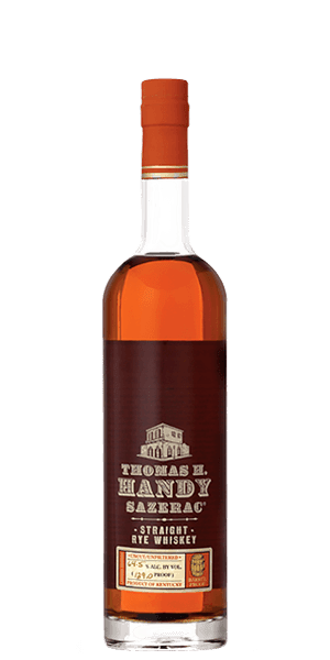 Thomas H. Handy Sazerac Straight Rye Whiskey 2013 Limited Edition