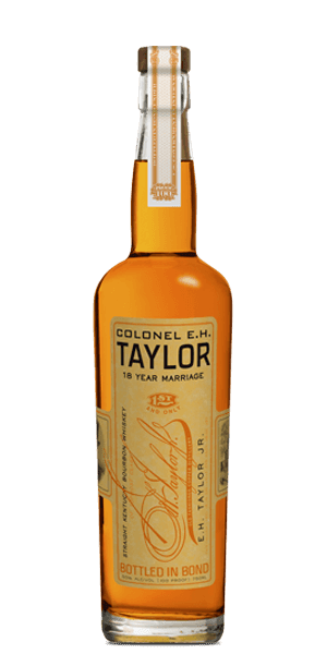 Colonel E.H. Taylor Jr. 18 Year Old Marriage Bourbon