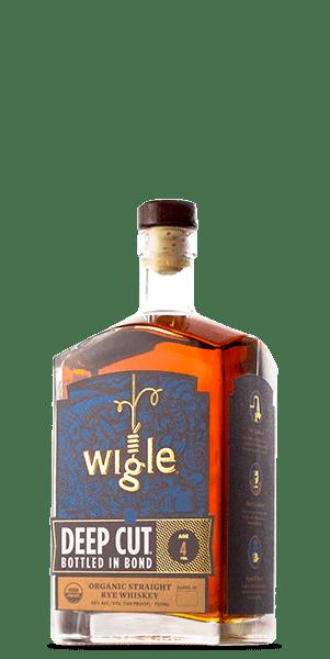 Wigle Deep Cut Bottled in Bond Rye Whiskey