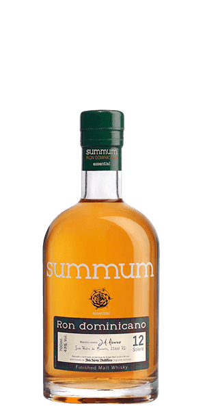 Summum Solera 12 Ben Nevis Whisky Cask Finish Rum