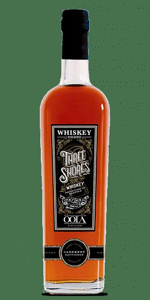 OOLA Discourse Three Shores Whiskey
