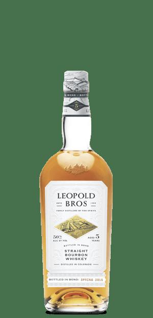 Leopold Bros. Bottled In Bond Straight Bourbon