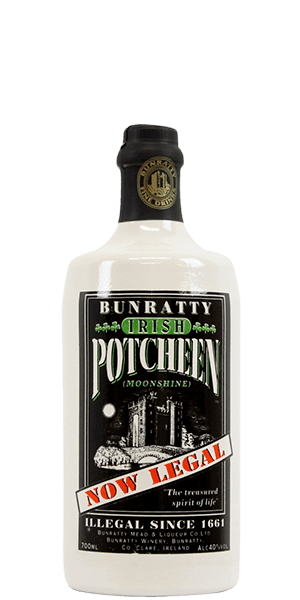 Bunratty Winery Irish Potcheen