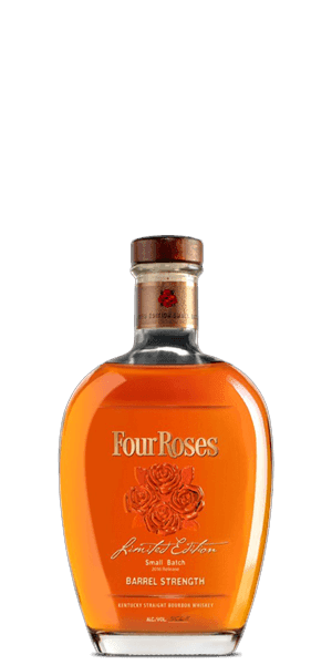 Four Roses Limited Edition Small Batch Barrel Strength 2016