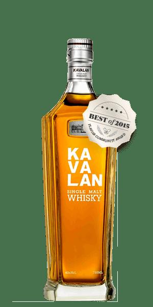 Kavalan Classic Single Malt Whisky