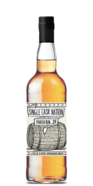 Single Cask Nation Rum 18 Year