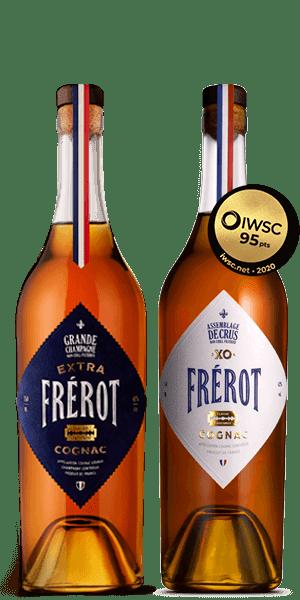 Frérot Fraternity Bundle (Frérot Extra & Frérot XO)