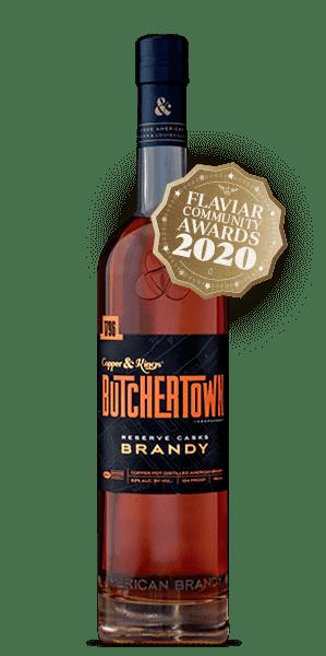 Copper & Kings Butchertown Brandy