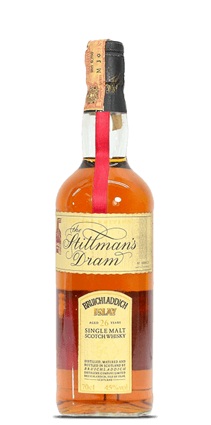 Bruichladdich 26 Year Old Stillman's Dram