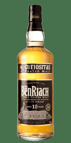 BenRiach Curiositas 10 Year Old