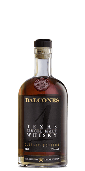 Balcones Texas Single Malt Edition